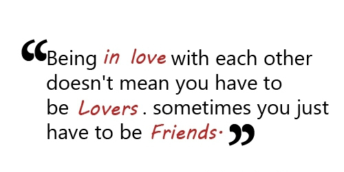 Interpersonal Affection Love And Friendship Quotes Kindness Comp Ion Affection Important Things Finding