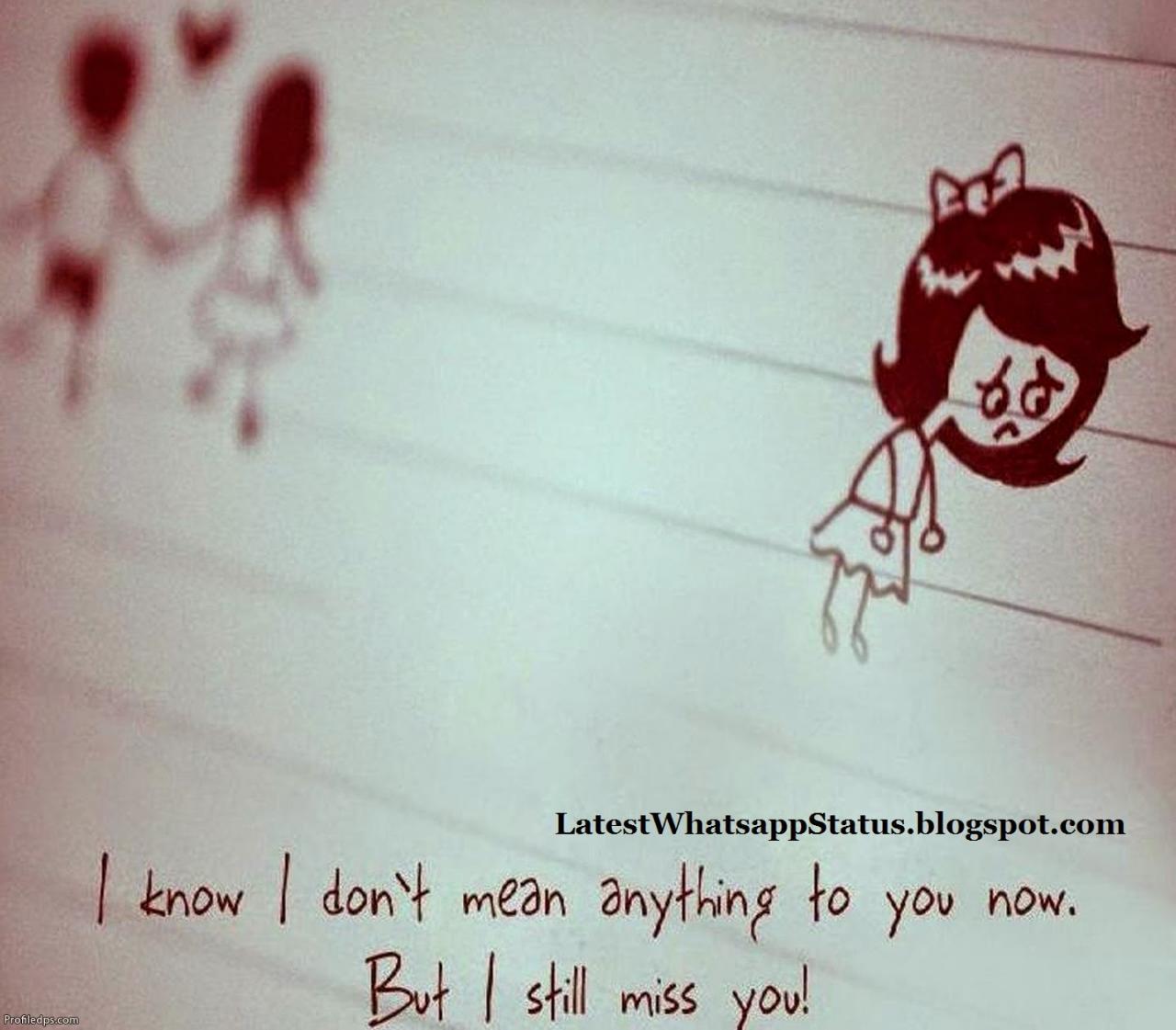 Alone Sad Cute Dp Love Break Up Pic