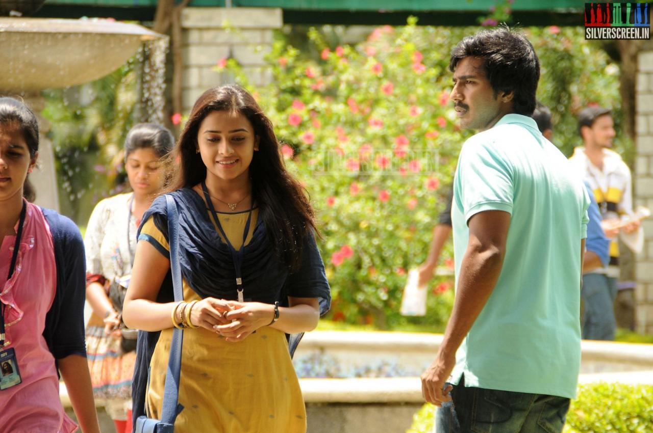 Actor Vishnu And Sri Divya In Jeeva Movie Stills