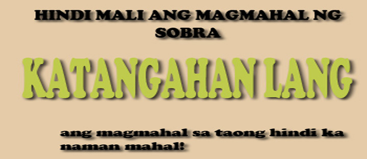 Timeline Cover Tagalog Quotes