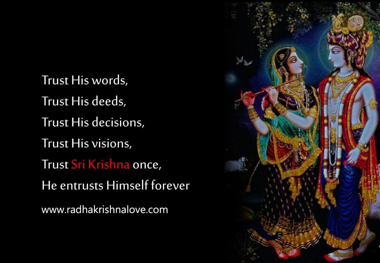 Krishna Love Quotes Radha Krishna Love Quotes In Hindi With Images