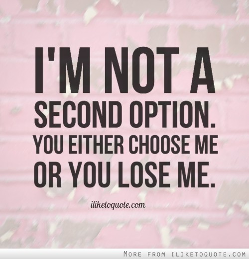 Quote Choose And Lose Image