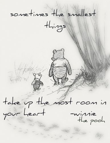Quote Winnie The Pooh And Piglet Image