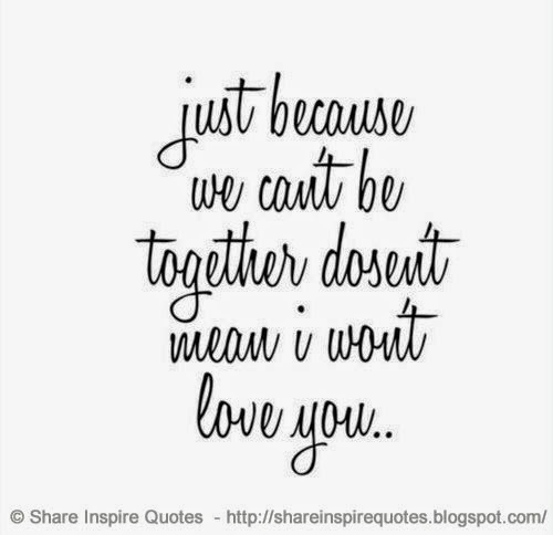 Love Quotes And Together Image
