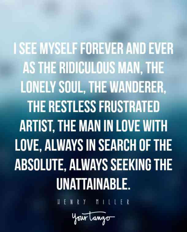 Sad Quotes About Being Lonely