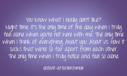 Long Distance Relationship Quotes About Love