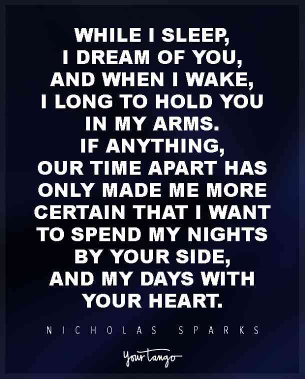 Long Distance Love Quotes For Him