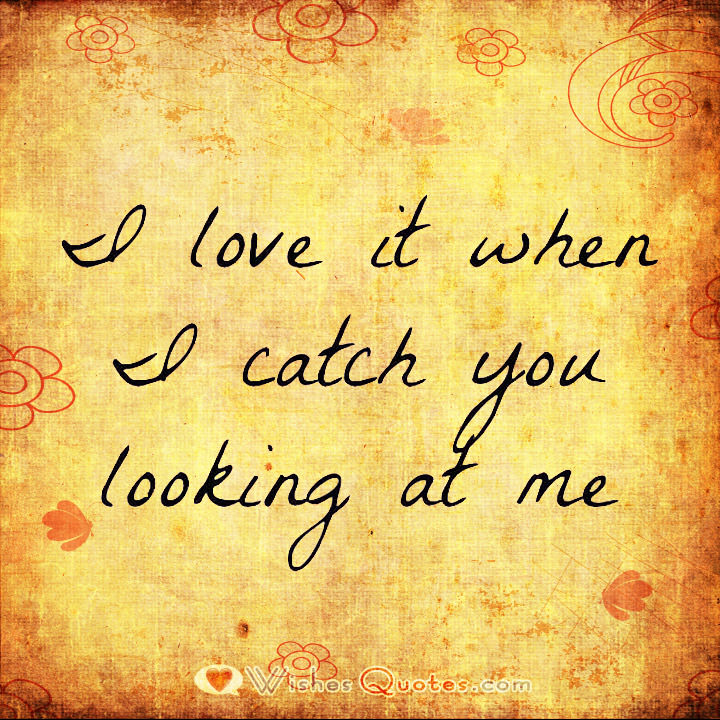 Image With Flirty Love Message Love Quotes