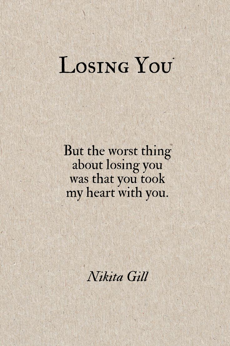 Quotes About Losing Love Losing Love Quotes  Losing You Quotes On Pinterest Deep