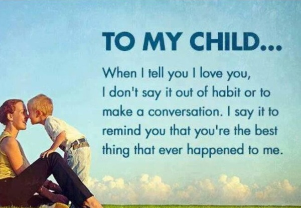 Love And Children Quotes