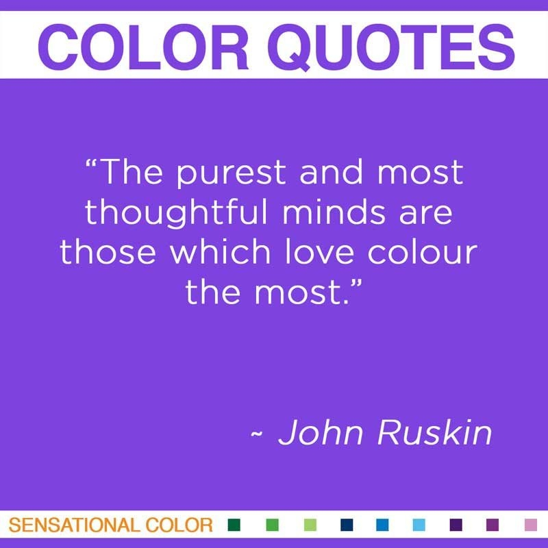 Love Color Love Quotes