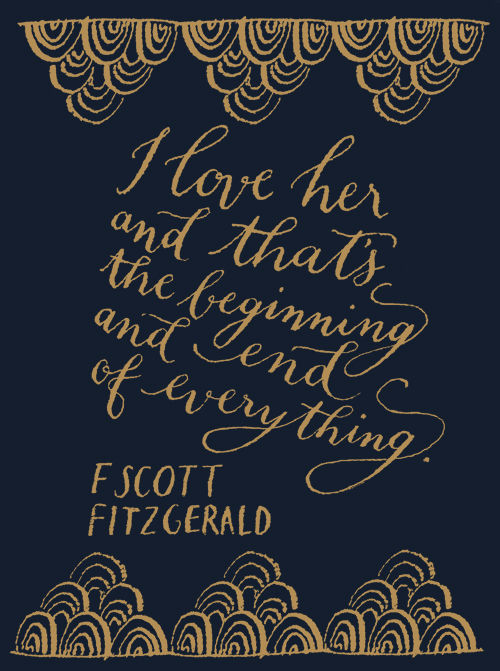 Famous Great Gatsby Quotes
