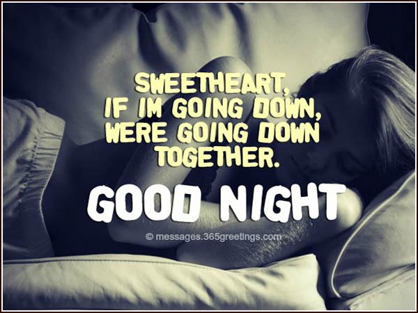 Love Goodnight Quotes