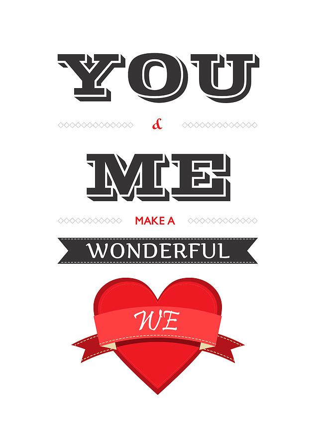 Quotes Typography Digital Art Love Lyrics Quotes Typography Quotes Poster By Lab No
