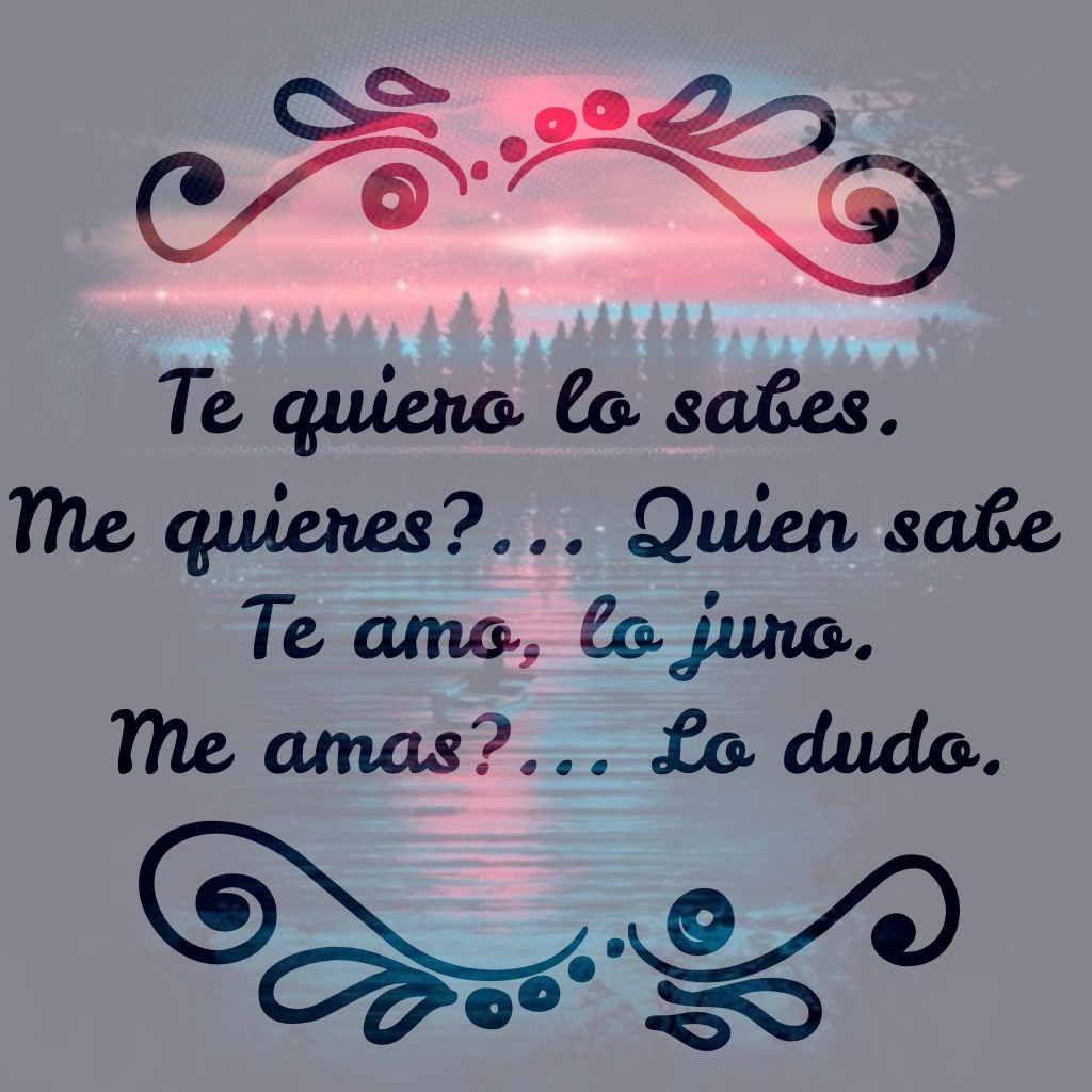 Cute Love Quotes For Him Spanish   Hover Me