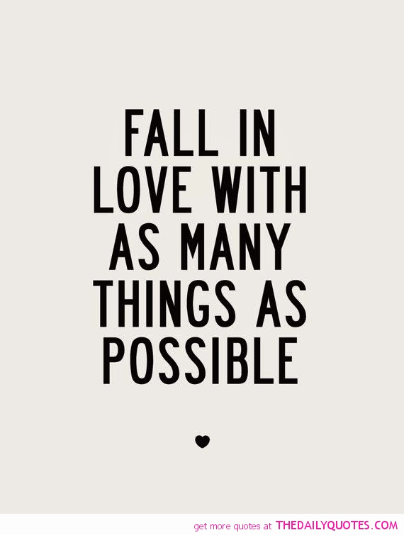 Love Quotes Falling In Best Fall In Love The Daily Quotes