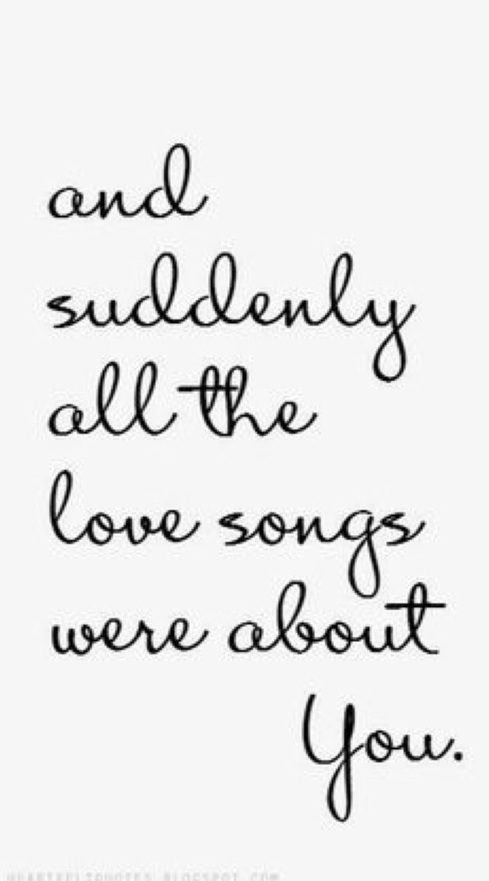 Love Song Lyrics Quotes Love Quotes For Her I Wanna Be That Song