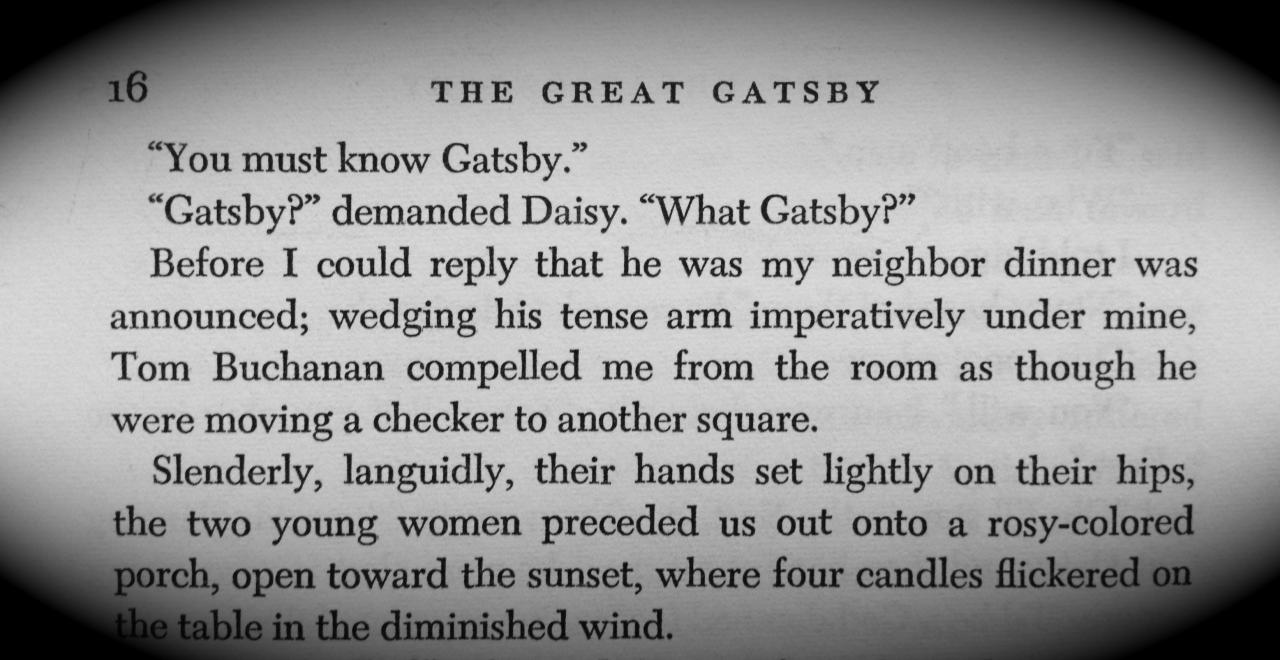 Love Quotes From The Great Gatsby The Great Gatsby Its Mike Ettners Blog