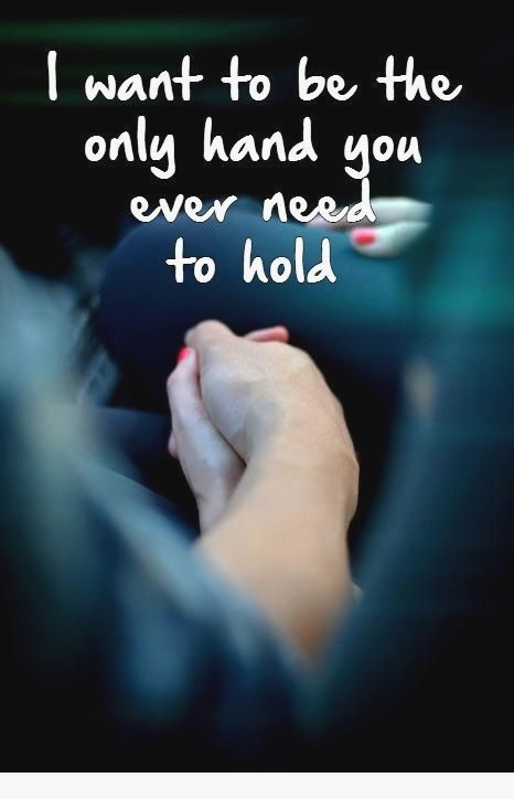 Awesome Love Quotes Hand In Hand