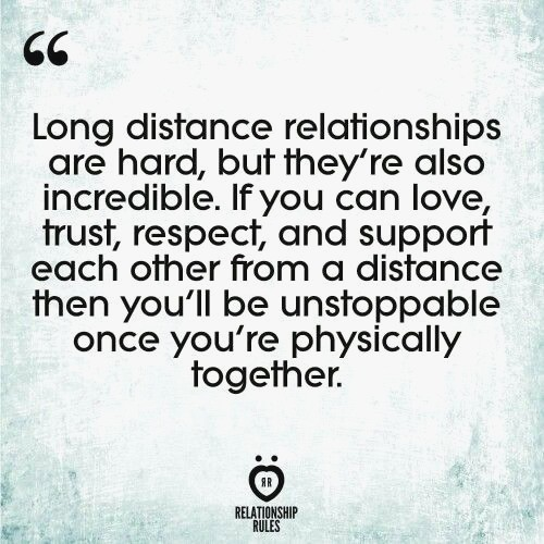 Awesome Love Quotes Long Distance Relationships