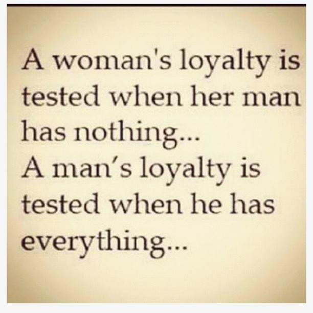 Pics And Quotes Of Loyalty