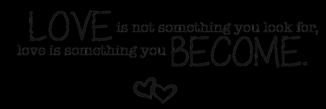 Love Quotes Png