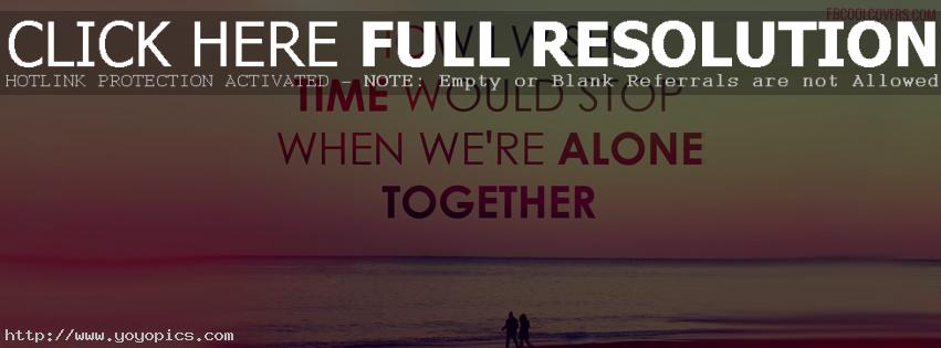 Love Quotes Timeline Covers