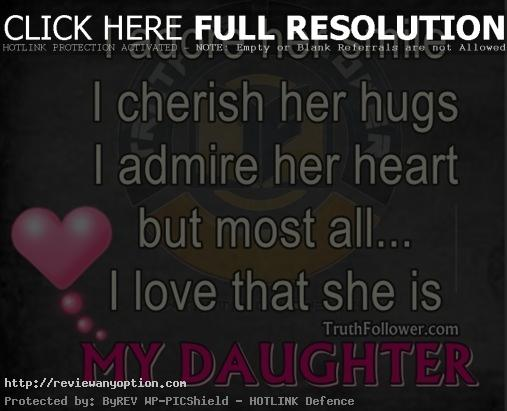 Love Quotes To Daughter Amazing Best  Love My Daughter Quotes Ideas On Pinterest Mom Son