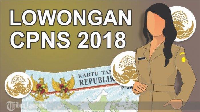 Ingin Daftar CPNS 2018, Ini Syarat Untuk Mendaftar CPNS 2018