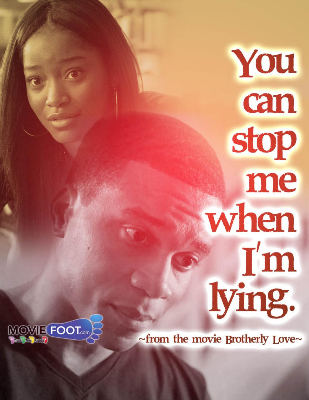 Brotherly Love Quotes Quote Poster