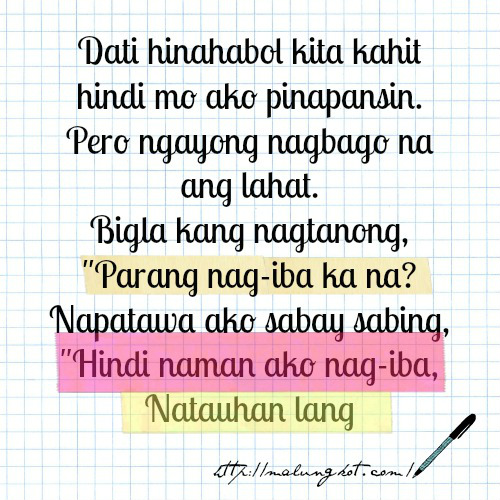 Valentine Love Quotes Tagalog Hover Me