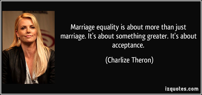 Marriage Equality Quote