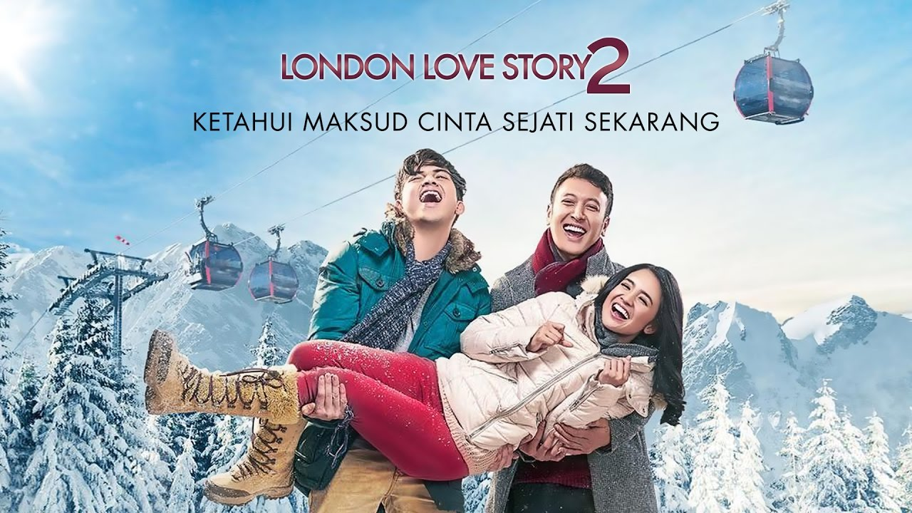 London Love Story  Trailer