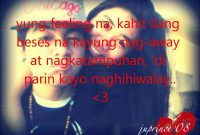 Happy Rd Monthsary Juprince