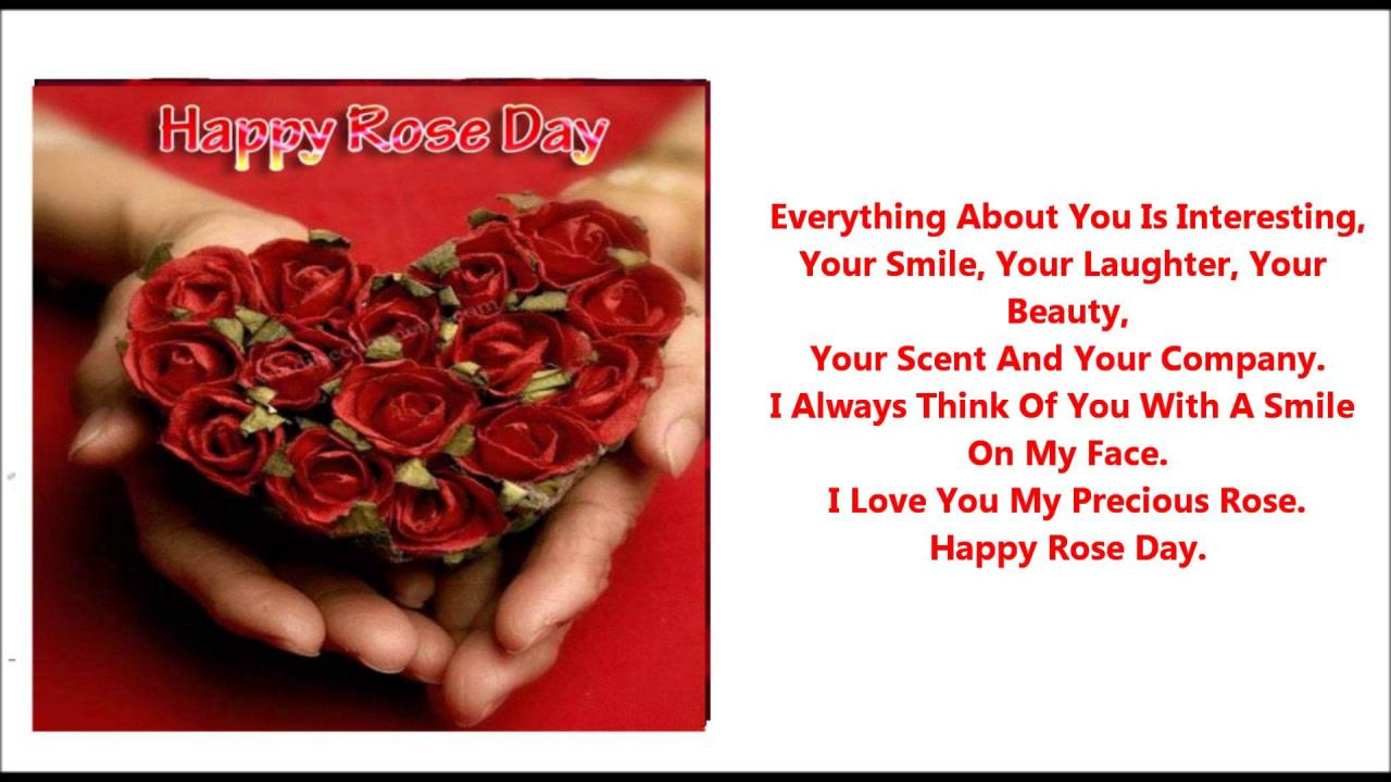 Romantic Messages For Rose Day  Wishes Quotes Greetings For Rose Day In Hindi And English You