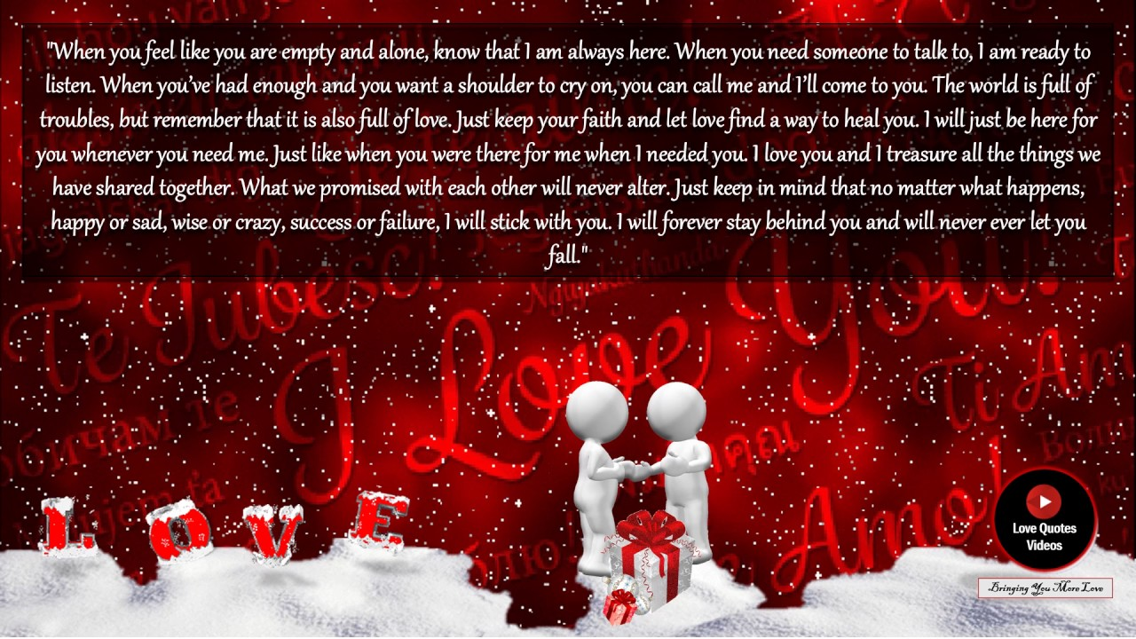 Love Quotes For Her Love Quote For Him The Best Ever Quote For This Christmas