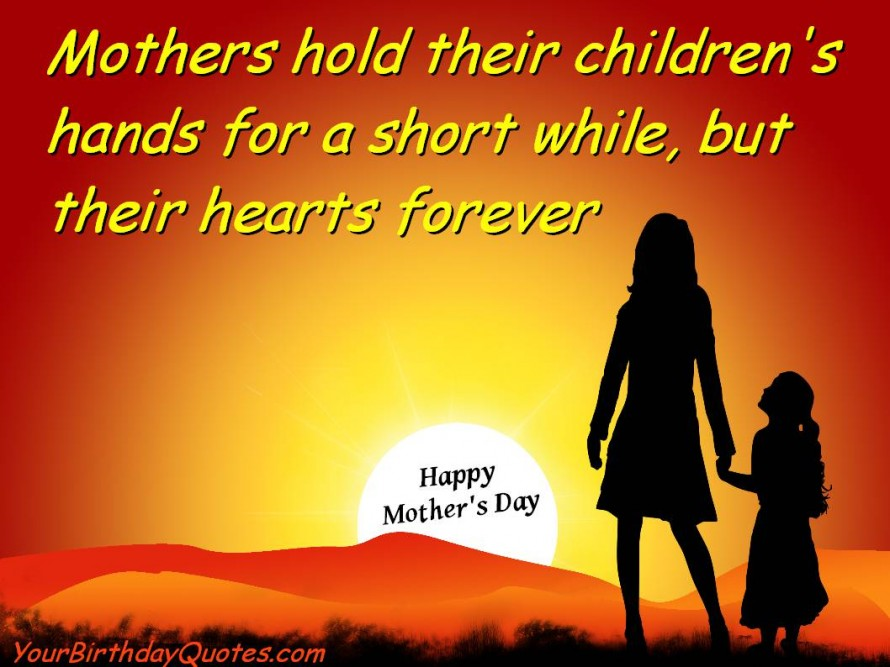 Mothers Day Love Quotes Wishes Quote Heart Forever