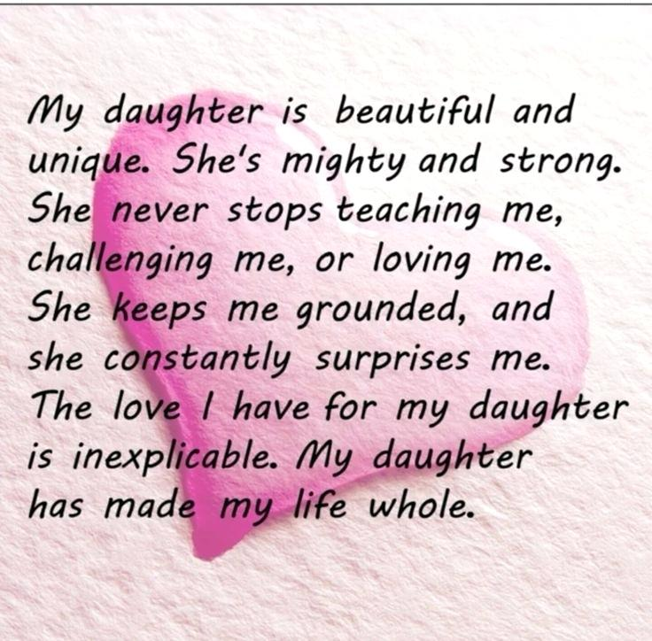 My Daughter Quotes Love Quotes For Daughters Magnificent Best Love My Daughter Quotes Ideas On Mom Son Father Daughter Quotes Images Hindi  C B