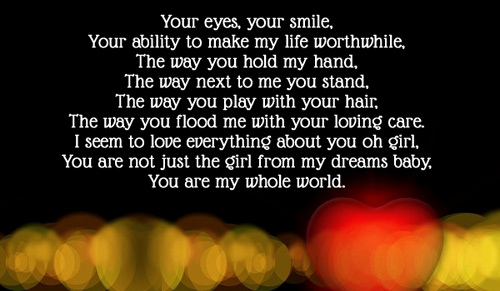 Love Quotes For Her About Her Eyes Hover Me