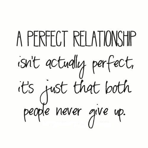 75 Relationship Never Give Up On Love Quotes Mesgulsinyali