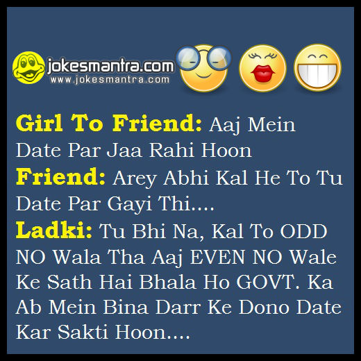 Odd Even Funny Jokes