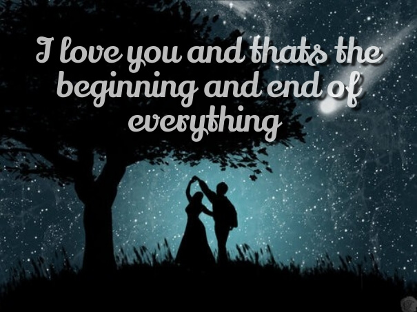 One Line Love Quotes For Him