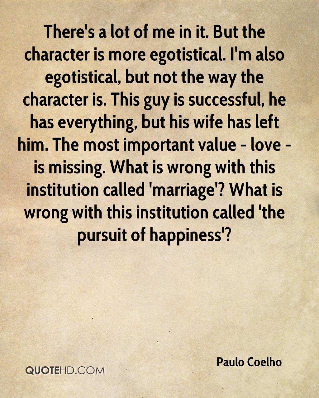Paulo Coelho Marriage Quotes