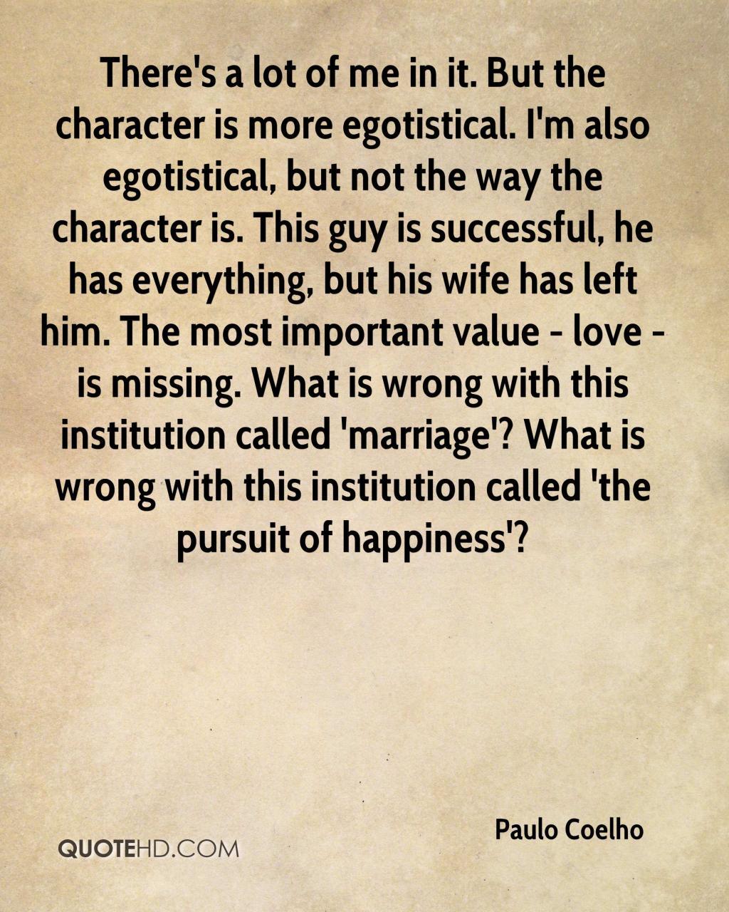 Paulo Coelho Marriage Quotes