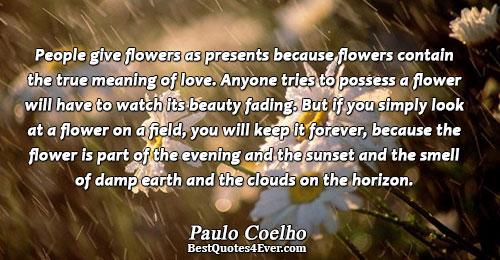 Paulo Coelho Best Love Quotes