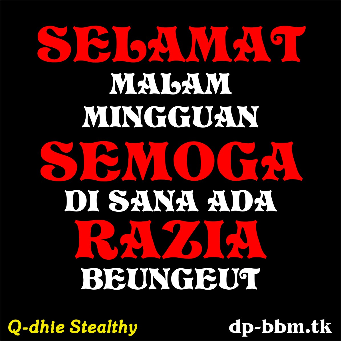 Dp Bbm Terbaru Bahasa Sunda