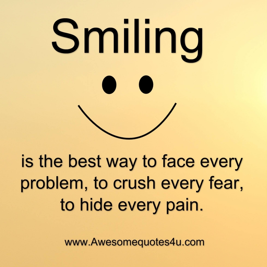 Quote For Smile On Face Likes Whatsapp Messages Greetings Quotes