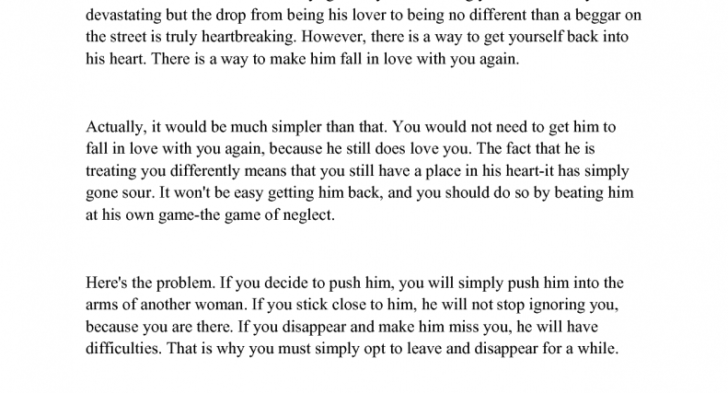 Quotes for ex boyfriends that want you back