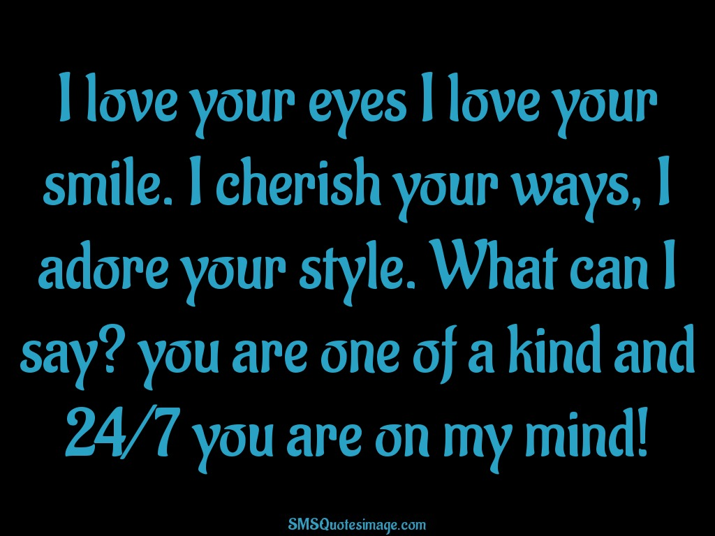 Flirt I Love Your Eyes  C B Download Quote Image