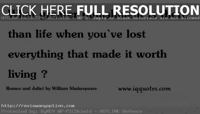 Quotes About Love From Romeo And Juliet Brilliant Romeo And Juliet Love Quotes Romeo And Juliet